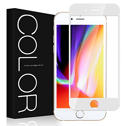 iphone 8 フィルム 3D 全面 G-Color ip...