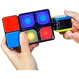 Colorful Music Cube カラフルミュージックキューブ 光るおもちゃ ライトニングゲーム サウンドルービックキューブ