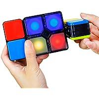 TOYARTs カラフルミュージックキューブ 光る サウンド ミュージック おもちゃ 【 Colorful Music Cube 】