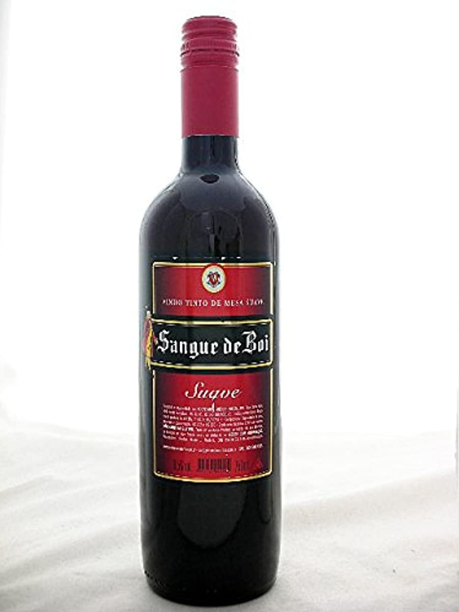 マキシム推定死んでいるアウロラ サンゲ?デ?ボイ スアーヴェ【AURORA Sangue de boi】【ブラジル?赤ワイン?ライトボディ?中甘口?750ml】