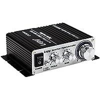 Lepy 新モデル LP-2024A+ 20W×2 Hi-Fi デジタル オーディオ アンプ