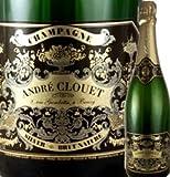 アンドレ・クルエ・ブリュット・ナチュレ・シルバー・ラベル シャンパン白 750ml