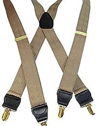 Hold-Up Suspender Co. ACCESSORY メンズ US サイズ: One Size カラー: ベージュ