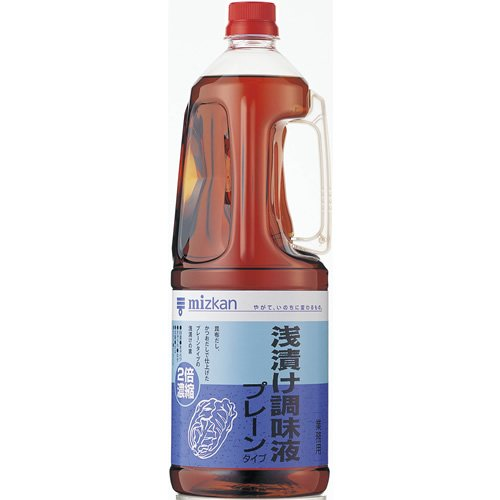 ミツカン 浅漬け調味液 1.8L