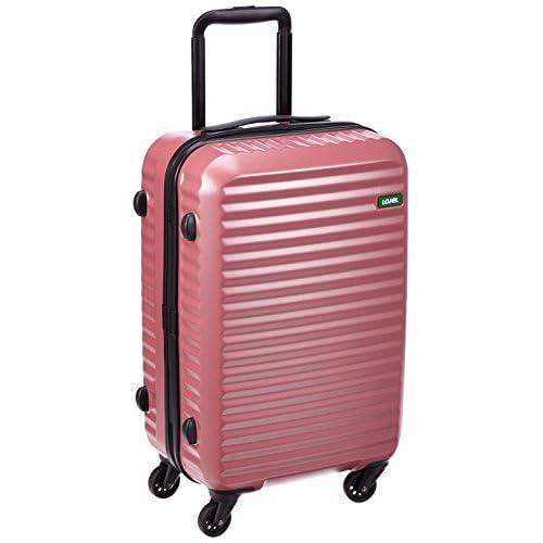 [ロジェール] Lojel スーツケース GROOVE 33L 2.4kg 10年保証 機内持込可 LGRZ-S レッド (レッド)