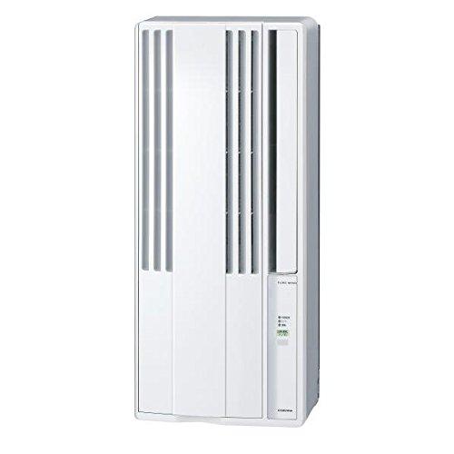 コロナ 窓用エアコン(冷房専用・おもに4~6畳用 シェルホワイト)CORONA CW-F1616-WS