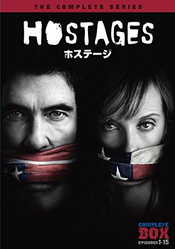 HOSTAGES ホステージ コンプリート・ボックス [DVD]の詳細を見る