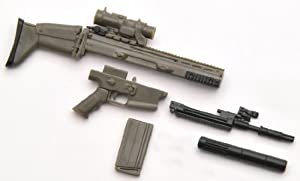 リトルアーモリー LA003 SCAR-Hタイプ プラモデル