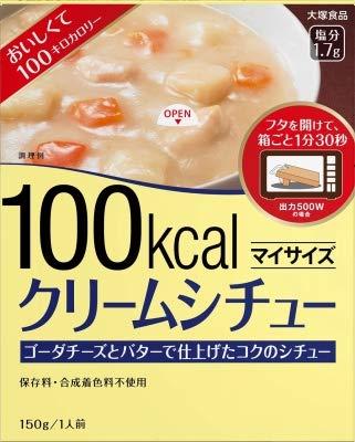 大塚食品 マイサイズ クリームシチュー 150g まとめ買い(×10)