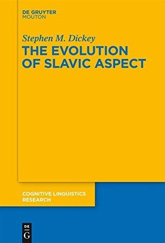 The Evolution of Slavic Aspect (Cognitive Linguistics Research [CLR])