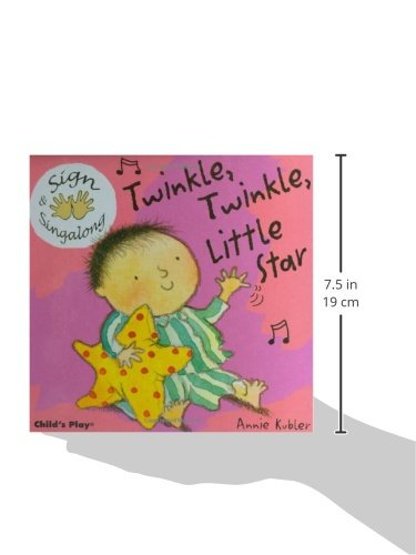 『Twinkle, Twinkle, Little Star (Sign and Singalong)』の2枚目の画像