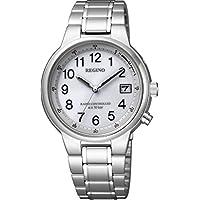 [シチズン]CITIZEN 腕時計 REGUNO レグノ ソーラーテック電波 スタンダード ペアモデル KL8-112-93 メンズ