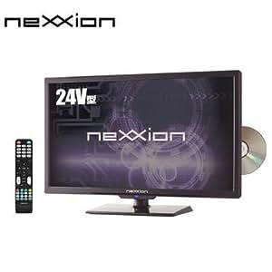 neXXion (ネクシオン) DVDプレーヤー内蔵24V型テレビ WS-TV2457DVB
