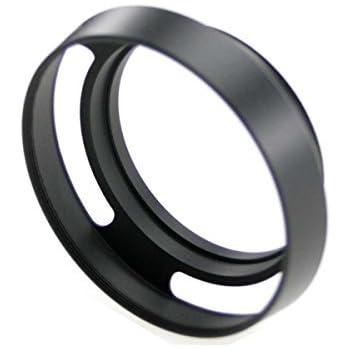ZEROPORT JAPAN クラシックメタルレンズフード 67mm ブラック ねじ込み式 各メーカー対応 LEICAMETAL67ZPJ