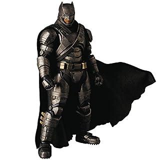 MAFEX マフェックス ARMORED BATMAN アーマードバットマン 『バットマン vs スーパーマン』ノンスケール ABS&ATBC-PVC塗装済みアクションフィギュア