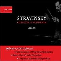 ストラヴィンスキー 自作自演集II(1930-1950)