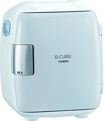 ツインバード工業『2電源式コンパクト電子保冷保温ボックスD-CUBES(HR-DB06)』