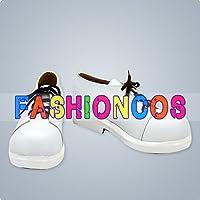 ★サイズ選択可★女性25CM UA1408 スーパーダンガンロンパ2 さよなら絶望学園 澪田唯吹 みおだいぶき コスプレ靴 ブーツ