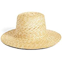 Lack of Color Women's The Tuscany High Crown Straw Boater Hat