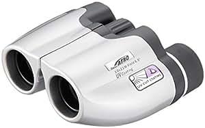 Kenko 双眼鏡 New AERO 10×21 W ポロプリズム式 10倍 21口径 ワイド UVカットコーティング シルバー 976326