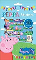 (Stickers Collection Pack) - Anker Peppa Pig 700-Stickers Collection Pack