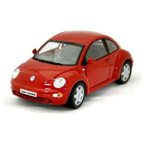 Volkswagen New Beetle RD 1/18 Maisto 【ミニカー,ワーゲン,ニュー,ビートル,ミニカー,カブトムシ】 [その他]