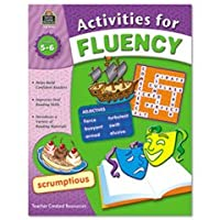 Activities for Fluency, Grades 5 to 6, 144 Pages (並行輸入品)