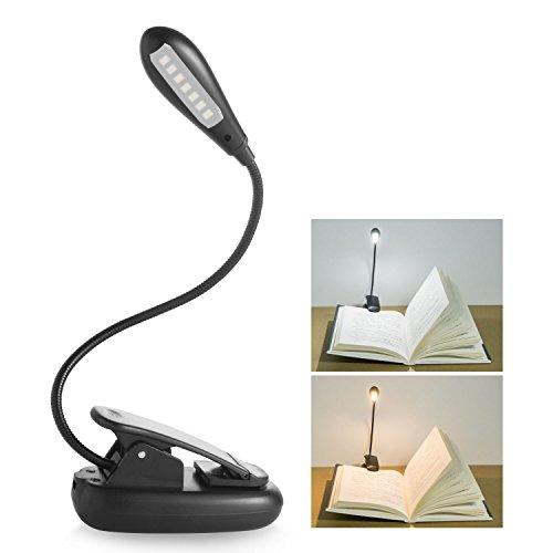 LED クリップライト ViViSun 充電式 スタンド コ...