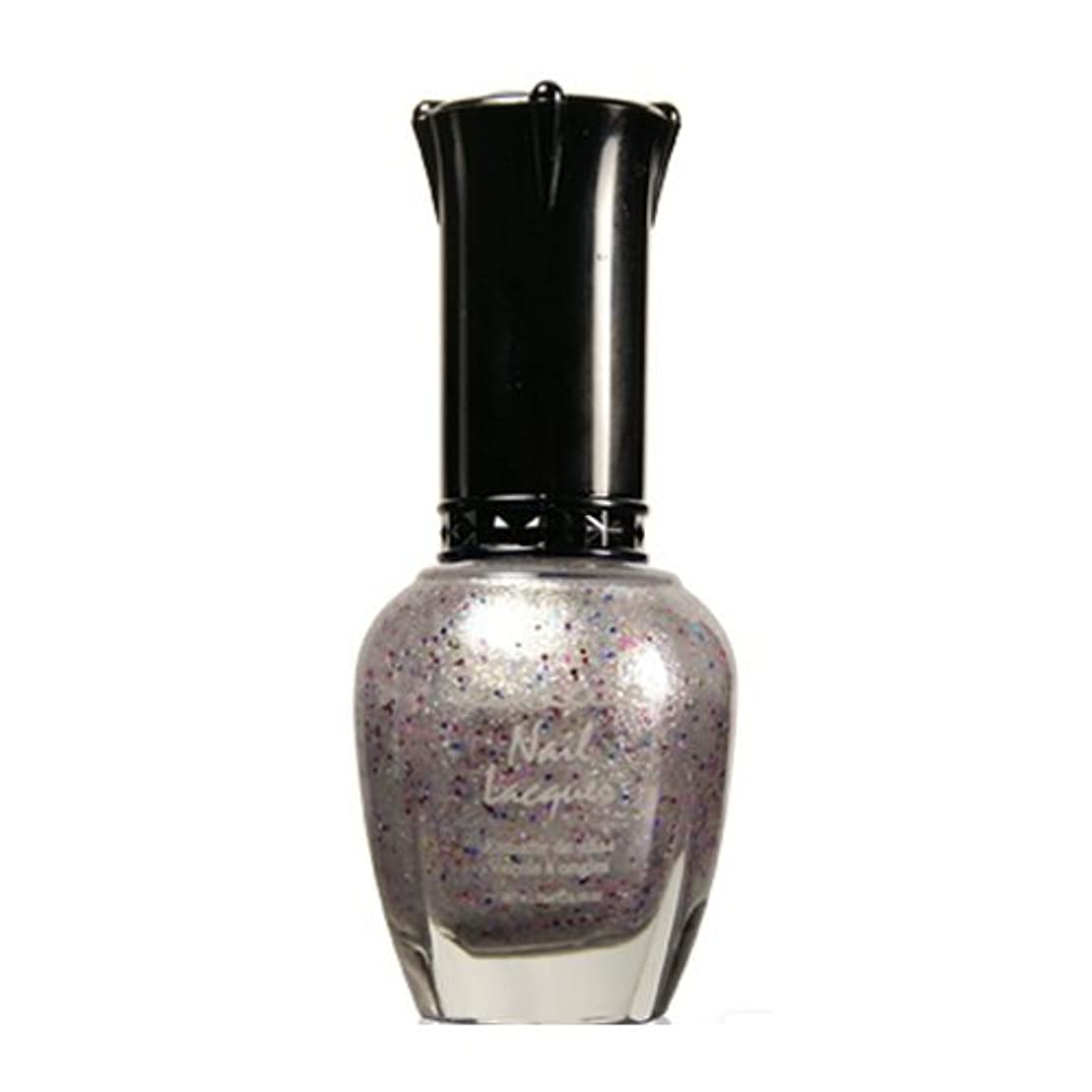 醜いまでパン(6 Pack) KLEANCOLOR Nail Lacquer 4 - Winter Wonderland (並行輸入品)