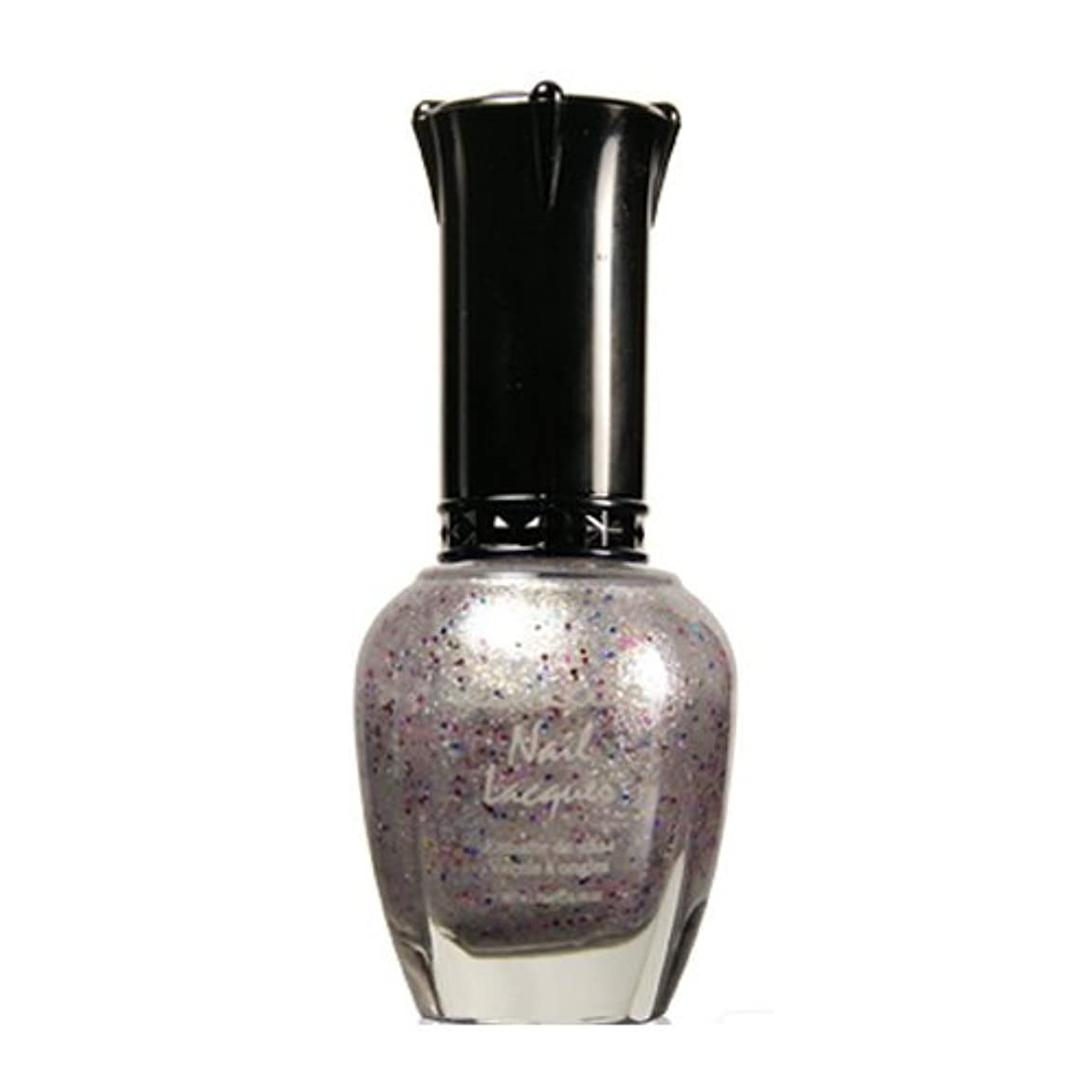 ボート放射性昼寝(6 Pack) KLEANCOLOR Nail Lacquer 4 - Winter Wonderland (並行輸入品)