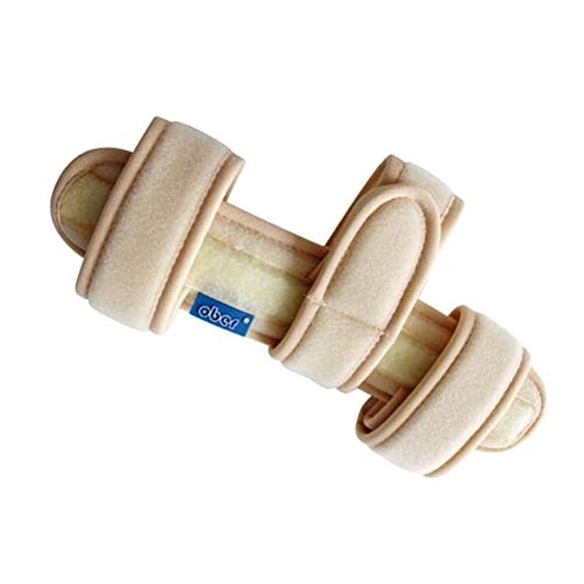 プレゼンテーションつまずく不透明な手首トンネルサポートのための手首サポート支柱手根管トンネル副木捻挫腱炎と関節炎(ベージュ)
