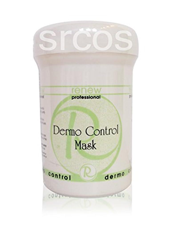 検出器傾斜海峡Renew Dermo Control Mask 250ml
