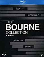 The Bourne Collection (4 Blu-Ray) [Italian Edition]