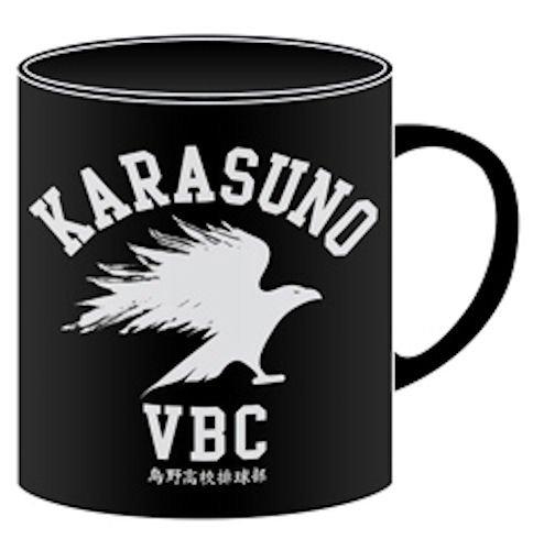 コスパ ハイキュー   烏野高校排球部マグカップ