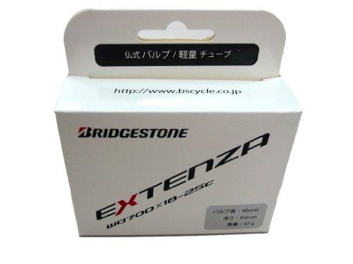 ブリヂストン アンカー(BRIDGESTONE ANCHOR) EXTENZA 軽量チューブ 仏48mm F310102 WO700x18-25C