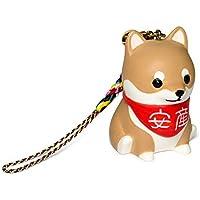 ペットラバーズ 安産犬 根付 「コウノドリ」ロゴ入りBOX入り TB-1001