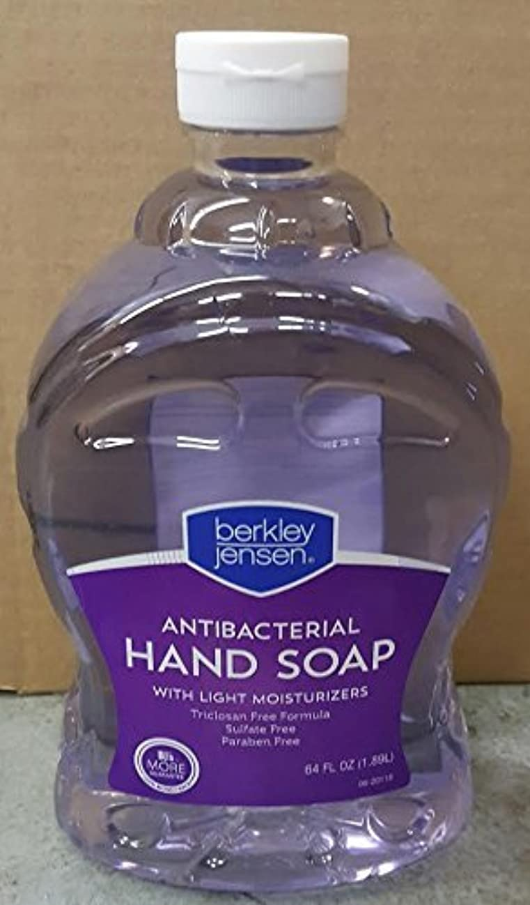 放映取得発表Antibacterial Hand Soap With Light Moisturizers (1 Pack) [並行輸入品]
