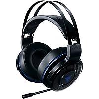 Razer Thresher 7.1 PS4®対応 Dolby 7.1ch サラウンドサウンド ワイヤレスヘッドセット 【日本正規代理店保証品】 RZ04-02230100-R3M1