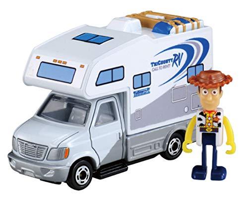 ドリームトミカ ライドオン トイ・ストーリー TS-01 ウッディ&RVカー