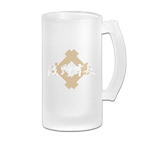 MOSA ビールジョッキ 戦国武将 浅野幸長 家紋 マグカップ White