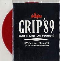 Grip '89 - Red Vinyl