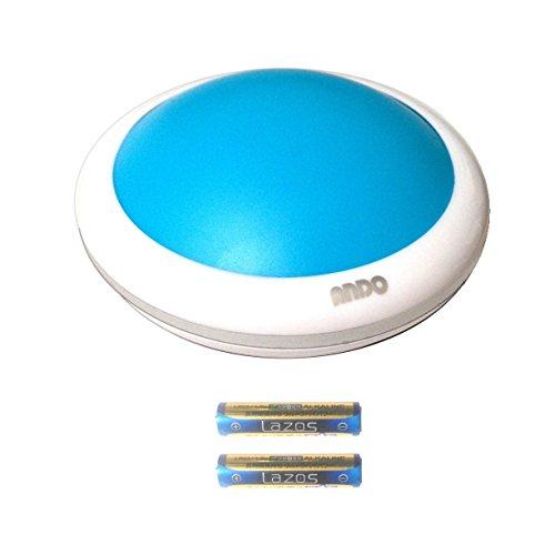 おしゃべり時計ブルー (寝室用音声時計)K12-561-MM...