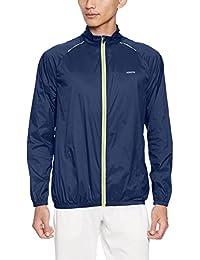 (エーディーワン) A.D.ONE(エーディーワン) メンズ ランニングジャケット 軽量 スポーツウェア ウインドブレーカー ジョギングウェア