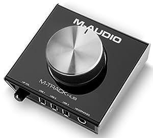 M-Audio USBオーディオインターフェイス 3ポートハブ M-Track Hub