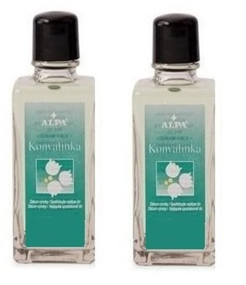 項目抹消家事スズラン 女性のための香水 2個 (2 x 50ml) [海外直送品] [並行輸入品]