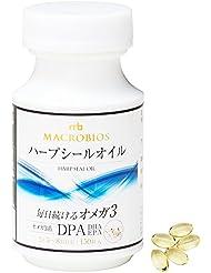 ハープシールオイル 150粒 (アザラシ油) DPA DHA EPA オメガ3 サプリメント (1個)