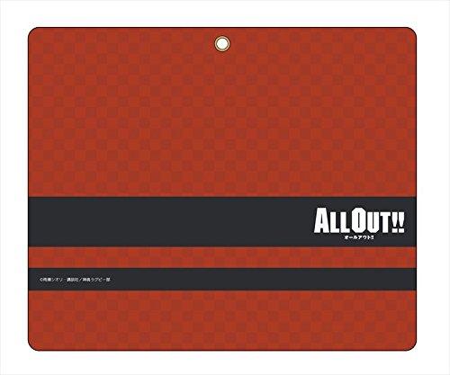 ALL OUT!! 手帳型スマホケースの詳細を見る