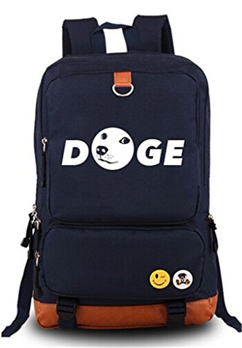 Siawasey Dogeアニメコスプレバックパックリュック...