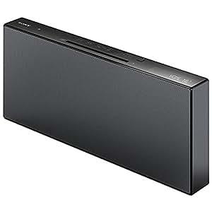 ソニー ウォークマン接続対応 Bluetooth CDコンポ (ブラック)SONY CMT-X7CD-B
