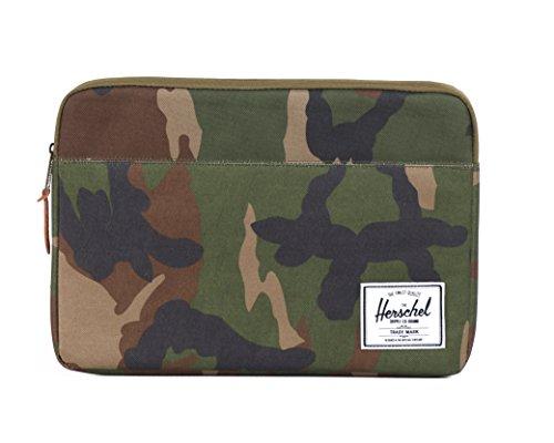 [ハーシェルサプライ] Herschel Supply 公式 Anchor Sleeve for 13 inch Macbook 10054-00032-13 Woodland Camo (Woodland Camo)